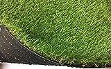 ARKMat Lords 25mm Altezza della lama Erba sintetica artificiale, 4 x 3m