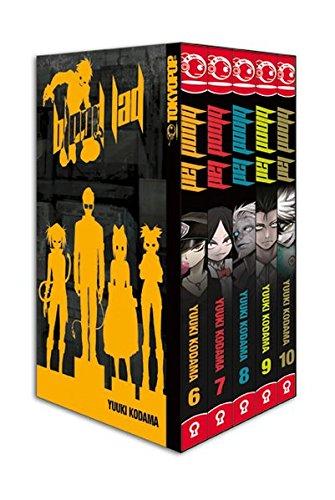 Blood Lad Box 02: Bände 6 - 10 in einer Box (Box-fans 10 Zoll)
