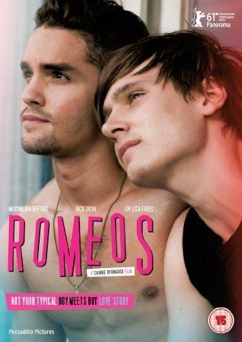 Romeos [DVD] by Rick Okon