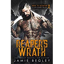 Reaper's Wrath: A Last Riders Trilogy (Road to Salvation Book 2) (English Edition)