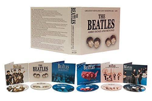The Beatles - Abbey Road And Beyond:Greatest Hits And Lost Sessions 1962-'66 (6 CD Box Set)