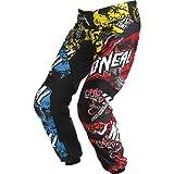 Oneal Element Pants Equipacion para Montar en Bicicleta y Motocross, Negro, 24