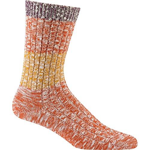 wigwam-capri-walking-calcetines-naranja-l