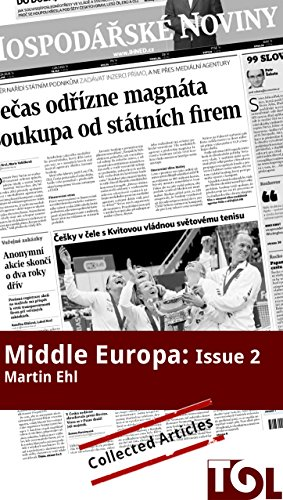Middle Europa 2 (Transitions Online Book 8) (English Edition)