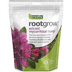 Empatía Rootgrow ericoid Mycorrhizal fungi para rododendros y Azaleas