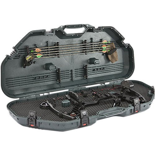 Plano All Weather Series Bow Case, Green, Small by Plano