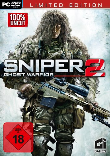 Sniper 2: Ghost Warrior - Limited Edition