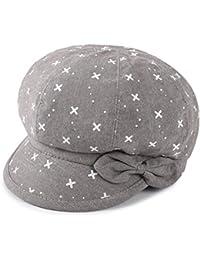 TXD Hat Ms.Boinas Primavera Verano Coreano Ocio Cuenca Cap Cap luz Color  Caf¨ 0c628e89500