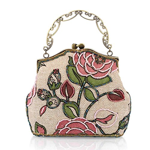 HT, Poschette giorno donna floral 6
