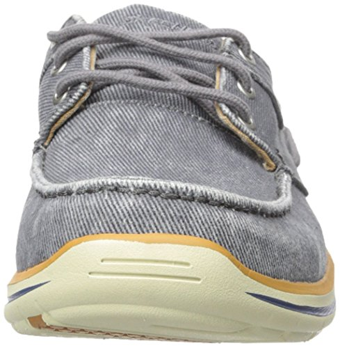 SKECHERS USA Eletto Horizon Oxford Charcoal