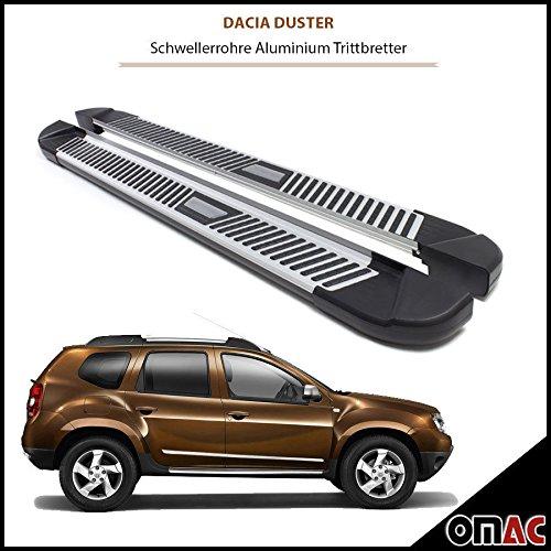 pedane alluminio Dacia
