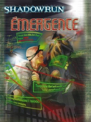 Blackbook Éditions - Shadowrun - Emergence