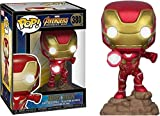 POP Funko Iron Man 380 Lights Up Exclusive
