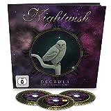 Anklicken zum Vergrößeren: Nightwish - Decades:Live In Buenos Aires (Blu-Ray/2CD Earbook) (Audio CD)