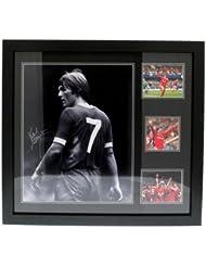 Kenny Dalglish - Signed Framed Print