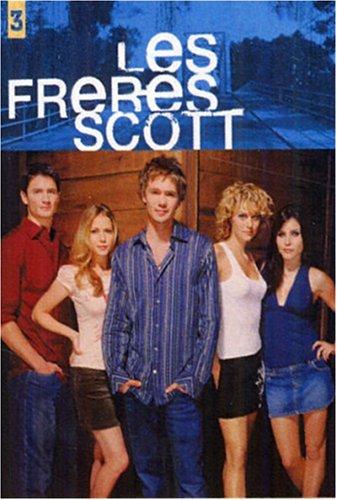 Les Frères Scott : l'intégrale saison 3 - Coffret 6 DVD [Import belge]
