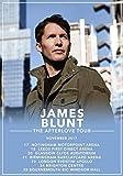 Générique James Blunt Le Afterlove 2017 GB Tour Affiche Foto Back to Bedlam 001 (A5-A4-A3) - A5