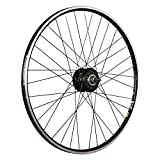 Taylor-Wheels 28 Zoll Hinterrad Mavic A319 ALFINE 8-Gang Disc/V-Brake - schwarz