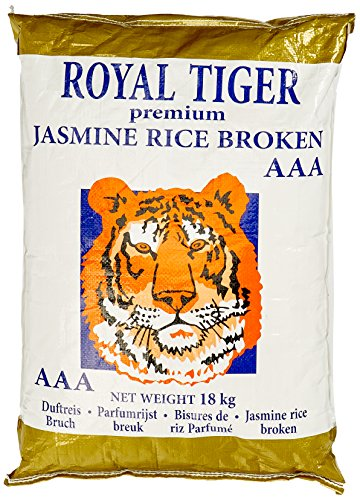 Royal Tiger Reis Jasmin bruch, 1er Pack