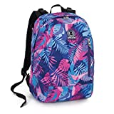 ZAINO REVERSIBILE INVICTA TWIST - EXOTIC - Rosa Blu 26Lt