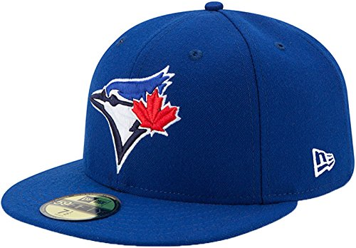 New Era 5950 Tsf Toronto Bleue Jays Gm - Casquette pour Homme, Couleur Multicolore, Taille 7 1/8