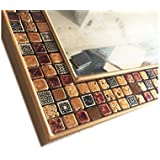 HMI Mosaic Tiled-Looking Mirror Colorfull
