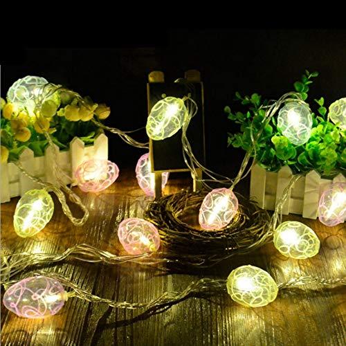 Chambre À Coucher Fairy Lights Oeufs De Pâques Usb Lights Led String Lights Christmas Holiday Party Décoration Light Strings