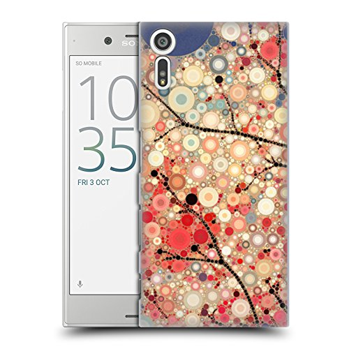 official-olivia-joy-stclaire-positive-energy-circles-hard-back-case-for-sony-xperia-xz-dual
