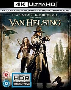 Van Helsing (4K UHD + BluRay + UV) [Blu-ray] [2017]