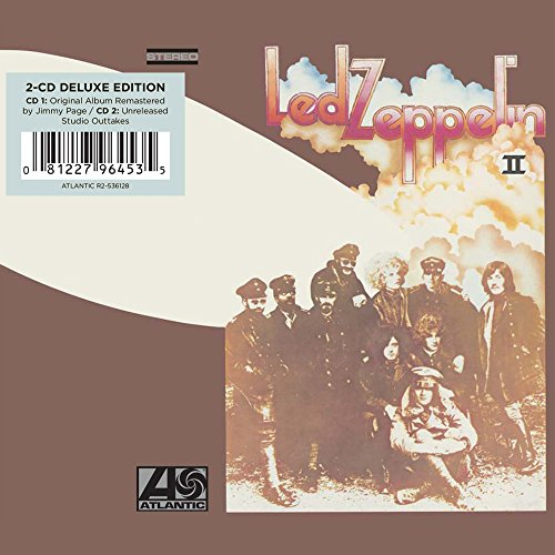 Led Zeppelin II (Deluxe Edition) (2CD)