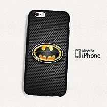 Marvel souple TPU Coque pour Apple iPhone 5/5S/5se, 6/6S & 6+/6+ S, plastique, batman, APPLE IPHONE 6/6S