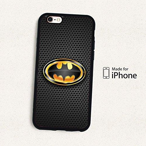 Marvel souple TPU Coque pour Apple iPhone 5/5S/5se, 6/6S & 6+/6+ S, plastique, batman, APPLE IPHONE 6/6S, Coques iphones