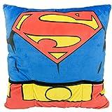 Superman 0122047Couch Potato Super Héroes Cojín Suit, Juego