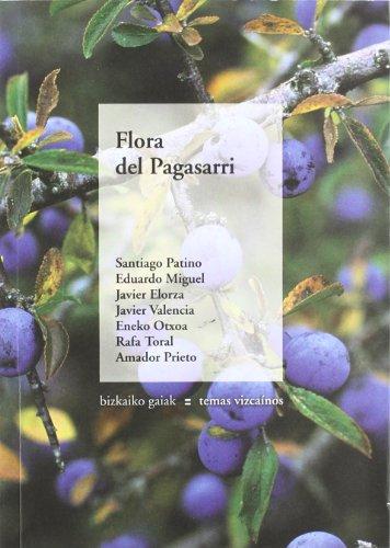 Flora del pagasarri (Bizkaiko Gaiak Temas Vizcai)