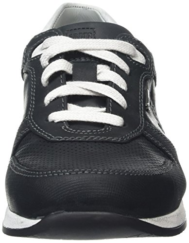 Fretz Men Stans, Baskets Basses homme Noir - Schwarz (51 noir)