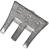 Cuña de martillo 32mm tamaño 7, 25unidades)
