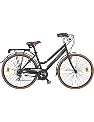 CICLI CLORIA MILANO Bicicleta Sempione Negro