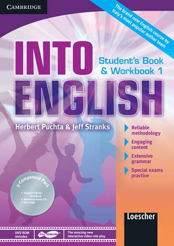 Into english. Student's book-Workbook. Per le Scuole superiori. Con CD Audio. Con DVD-ROM. Con espansione online: 1