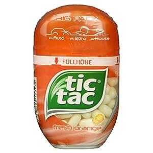 Tic Tac Big-Pack fresh orange, 98 g