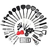Perché sceglie NEXGADGET 42 pezzi utensili da cucina? NEXGADGET offrisce una vasta scelta di utensili da cucina a prezzi competitivi per ogni famiglia.  Questo set di gadget di 42 pezzi è il set ideale per soddisfare tutte le vostre esigenze ...