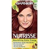 Garnier Nutrisse Haircolor, 69 Intense Auburn Sweet Pepper