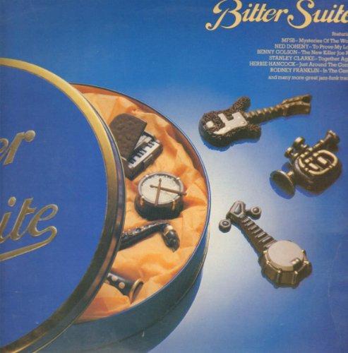 BITTER SUITE VINYL DBLE LP COMPILATION [CBS 22140]1981