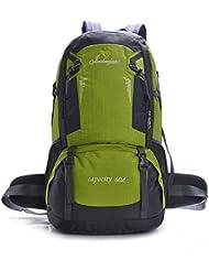 Men's outdoor travel bag backpack dual shoulder the bulk bags