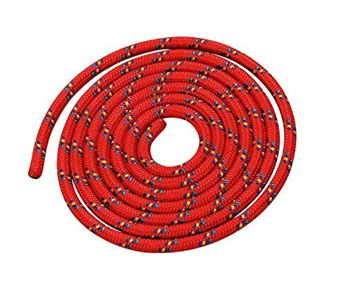 HAEST Bonita Cuerda de Saltar - 3 Metros - Rojo