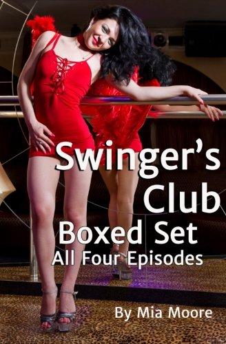 Swinger's Club - Boxed Set: Omnibus Edition of Four Books