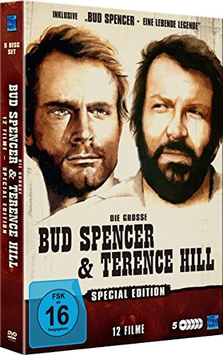 Bild von Bud Spencer & Terence Hill Special Edition (5 Disc Set)
