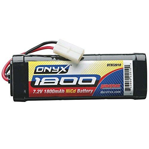 Duratrax NiMH Onyx 6C 7,2V 1600mAh Stick Mini Dromida Nicd-stick