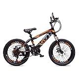 Mountainbike 20 Zoll Zonix New Fashion orange