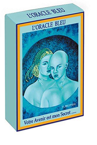 Les cartes Oracle Bleu - Cartomancie