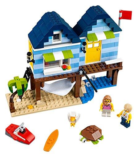 LEGO Creator - Vacaciones en la Playa 31063